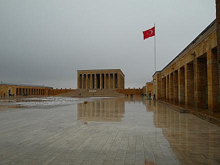 Anitkabir - Ataturk's Mausoleum