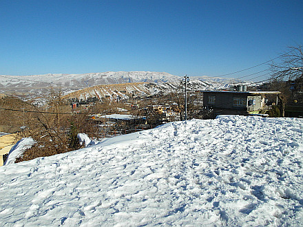 winter in Iraq - Shaqlawa