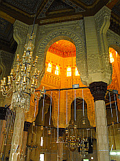 inside Abu Al Abbas Mosque