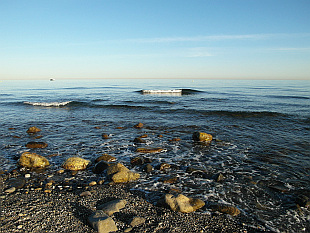 The Sea (Mediterranean)