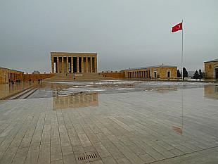 Anitkabir - Atatürk's Mausoleum