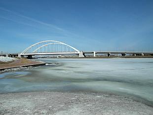 frozen Ishim River I