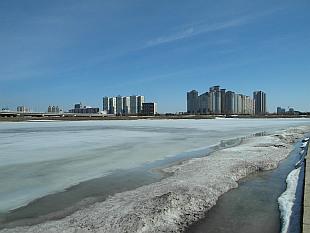 frozen Ishim River II