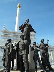heroes of Kazakhstan
