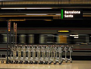 Barcelona Sants...