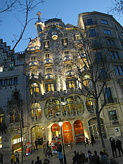Gaudi Houses - Casa Batlló