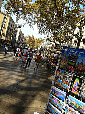Will meet you at La Rambla!
