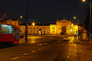 Belgrade Main Trainstation