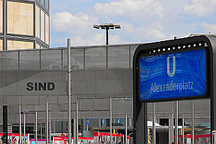 East Berlin - Alexanderplatz