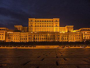 Palatul Parlamentului or Casa Poporului