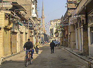 northern Islamic Cairo