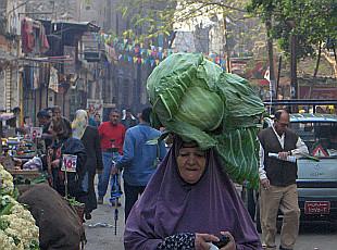street market in Rab Al Khalq