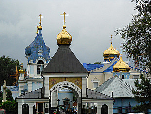Monastery of St. Theodor Tiron