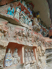 Dazu Rock Carvings I