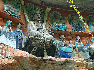 Dazu Rock Carvings II
