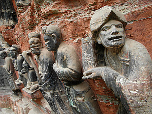 Dazu Rock Carvings III