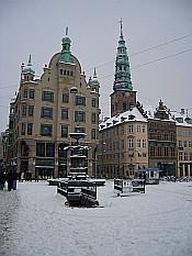 Hojbro Plads and Nikolai Kirke