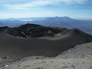 Cordillera Volcanica