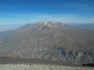 Nevado Chachani (6076m)
