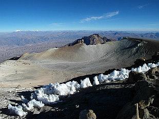 Chachani summit - 6076m