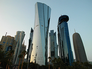 Diplomatic and Financial District II