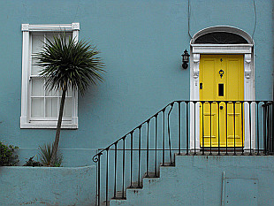 door in Howth