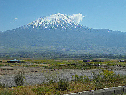 his majesty - Mount Ararat