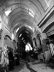 Erbil bazaar (Qaisary) alley