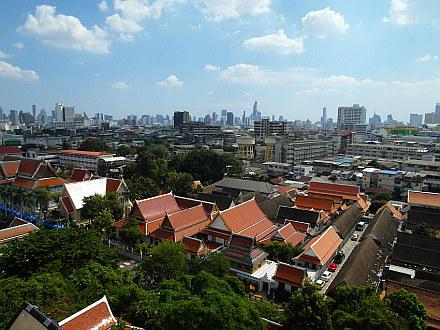 this is Bangkok, baby