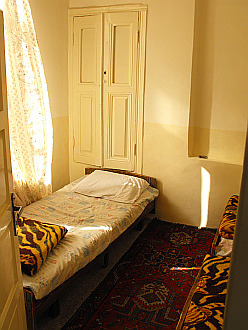 my room in hotel Mashad (Tabriz)