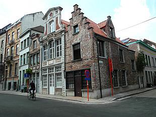 beautiful houses of Gent I