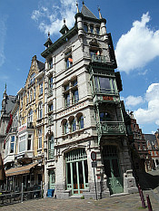 beautiful houses of Gent II
