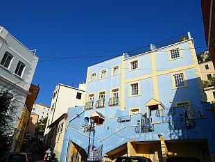 the houses of Gibraltar I