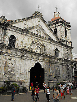 Santo Nino Cathedral in Cebu City