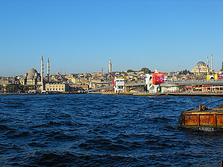 next day morning - Istanbul