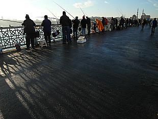 fishermen from Istanbul