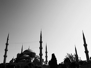 this is Blue Mosque