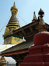 Swayambhunath stupa II