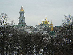 Verkhnoi Lavra (Upper Lavra)