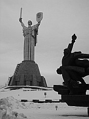 Monument of Rodina Mat (Mother Motherland)