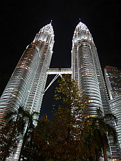 Petronas Towers 2015