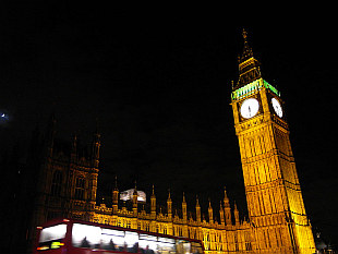 His Majesty Big Ben