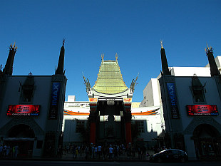Chinese Theatre, Hollywood