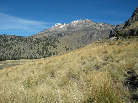 Volcán Iztaccihuatl (5286m)