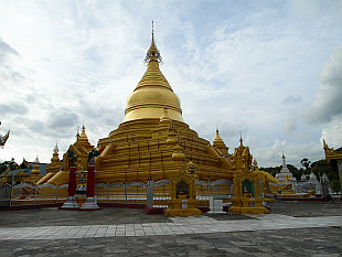 Sandamuni Pagoda I