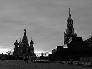 Red Square (Красная площадь) by dawn
