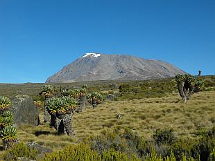 Kibo (Uhuru Peak) 5895m