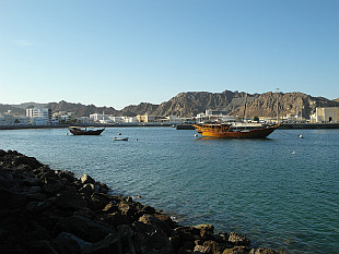 Muscat Old port