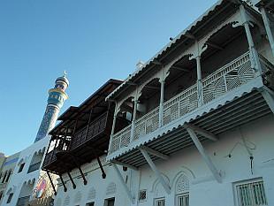 Corniche balconies