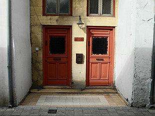 door twins